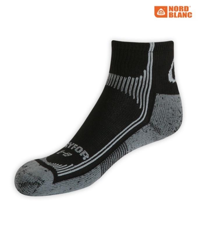 Ponožky NORDBLANC NBSX2303 CRN