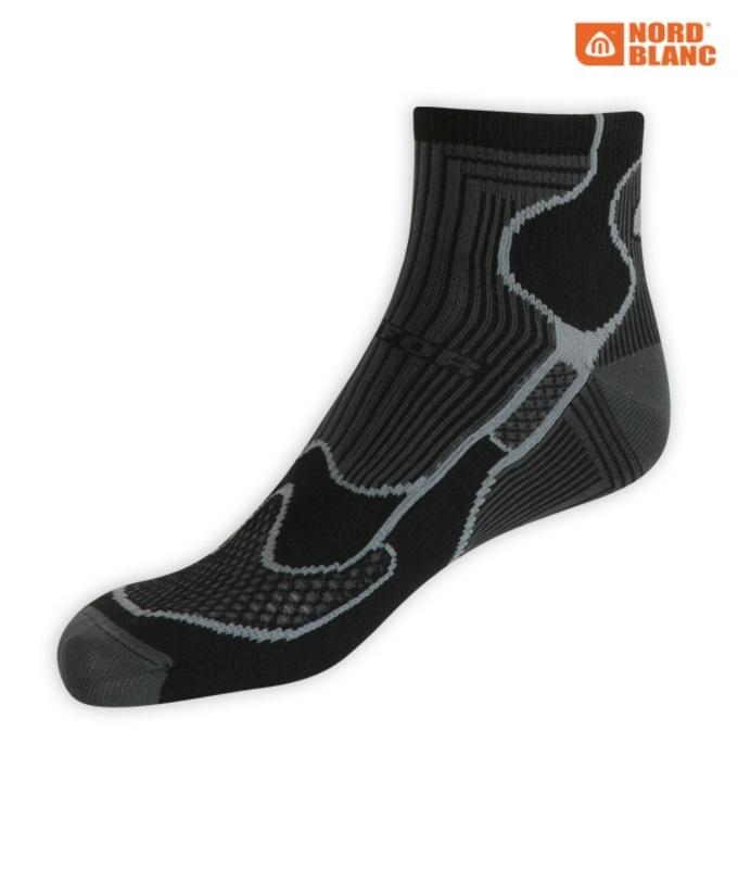 Ponožky NORDBLANC NBSX2307 CRN