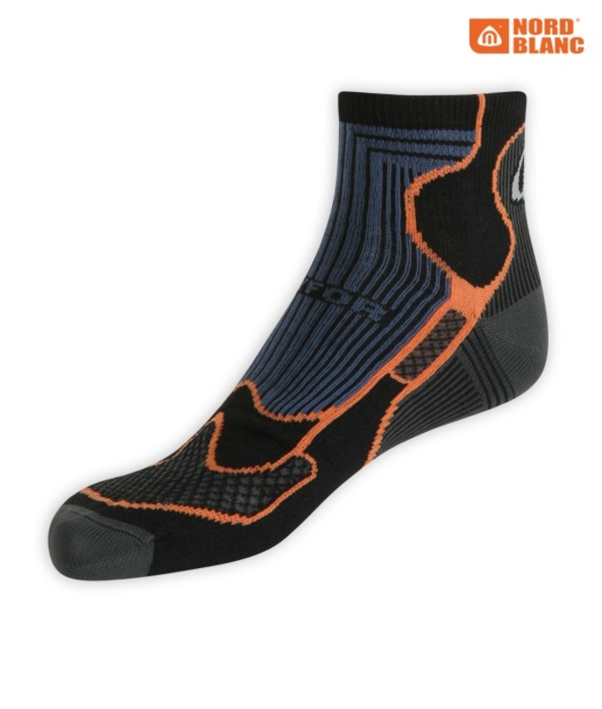 Ponožky NORDBLANC NBSX2307 ORZ