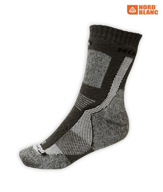 Ponožky NORDBLANC NBSX812 GRA