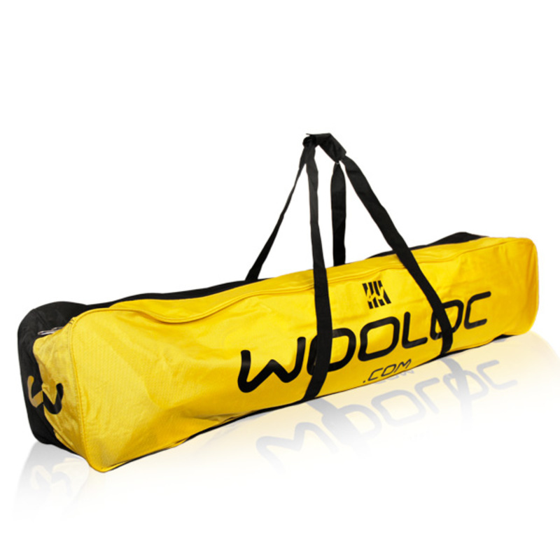 Taška WOOLOC TOOLBAG WLC black / yellow