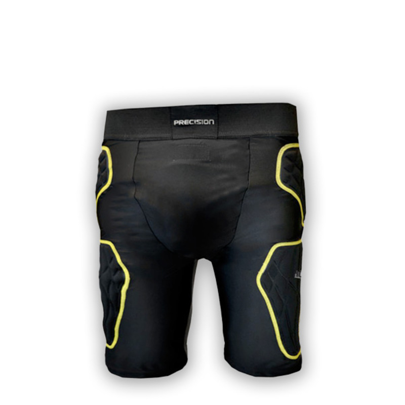 kraťasy PRECISION PROTECTION SHORTS black