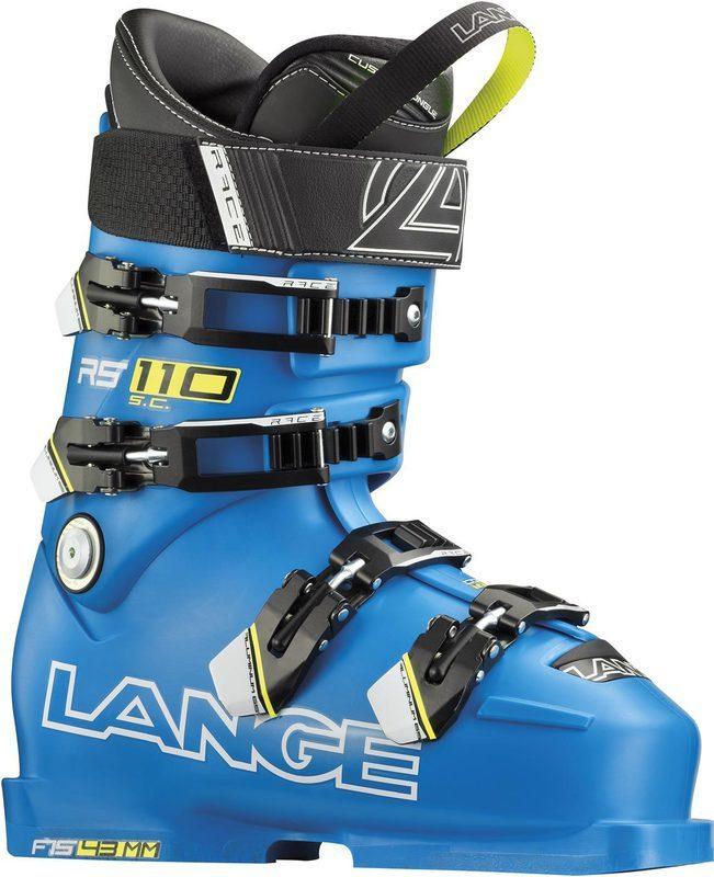 Lyžiarske topánky Lange RS 110 S.C. LBD1310