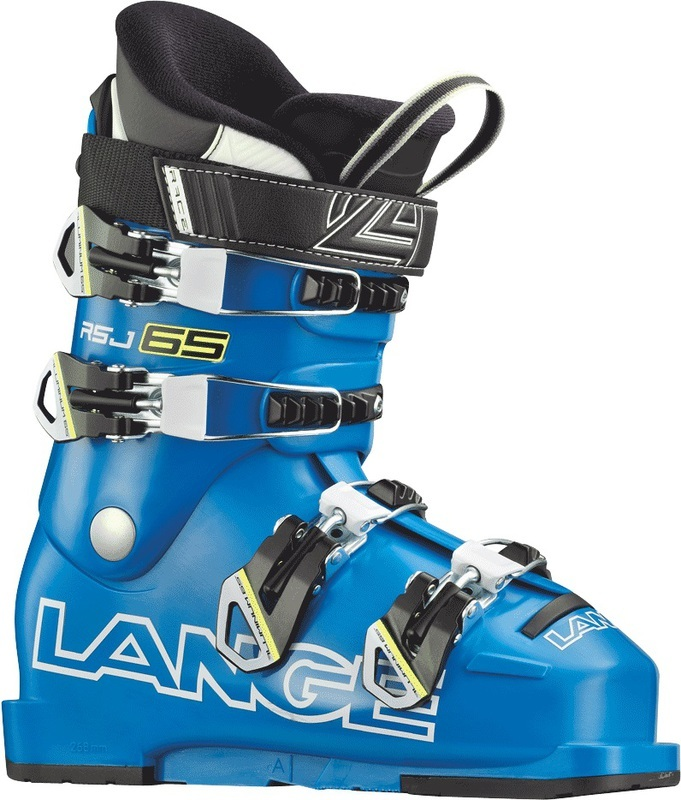 Lyžiarske topánky Lange RSJ 65 LBD5120