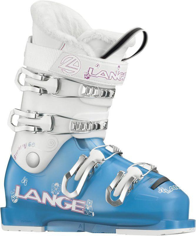 Lyžiarske topánky Lange STARLET 60 LBD5310