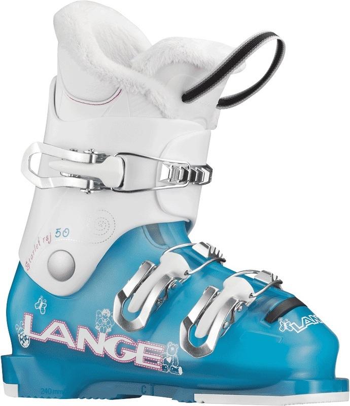 Lyžiarske topánky Lange STARLET 50 LBD5300