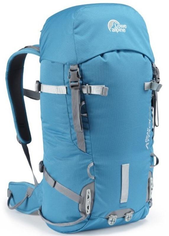 Batoh Lowe alpine Peak Attack ND 38 SBQ sea blue/quartz