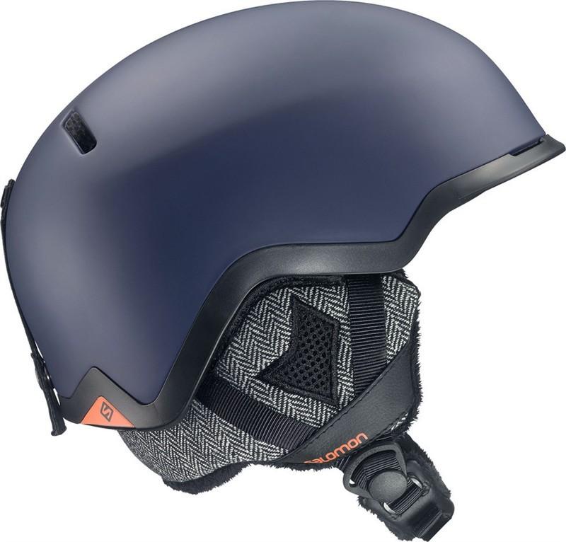 Lyžiarska helma Salomon HACKER 366968
