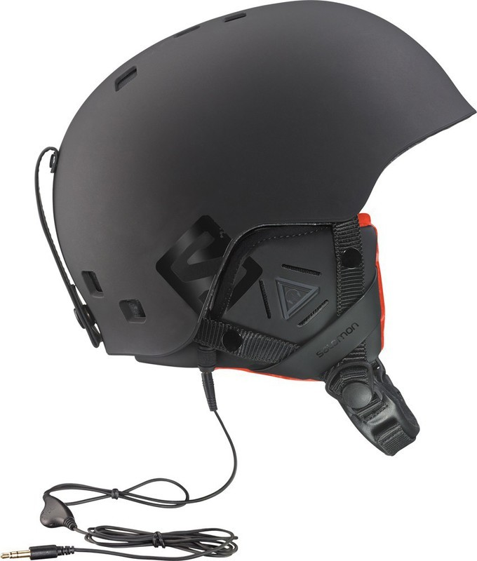 Lyžiarska helma Salomon BRIGADE AUDIO 367069