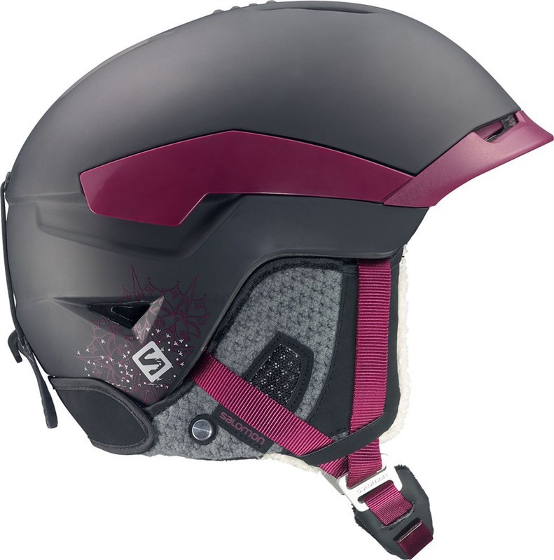 Lyžiarska helma Salomon QUEST W 367008
