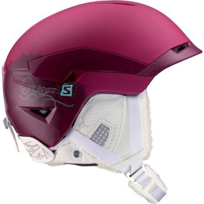 Lyžiarska helma Salomon QUEST W 367009
