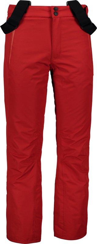 Pánske lyžiarske nohavice NORDBLANC Tend červené NBWP6954_ENC