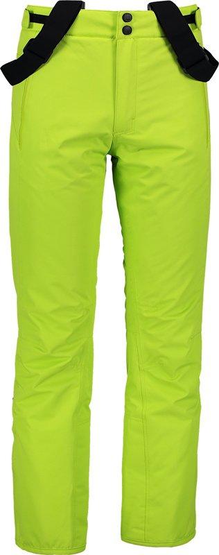 Pánske lyžiarske nohavice NORDBLANC Tend zelené NBWP6954_JSZ