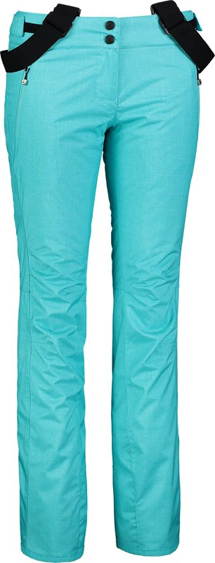 Dámske lyžiarske nohavice NORDBLANC Sandy modrá NBWP6957_TYR 36