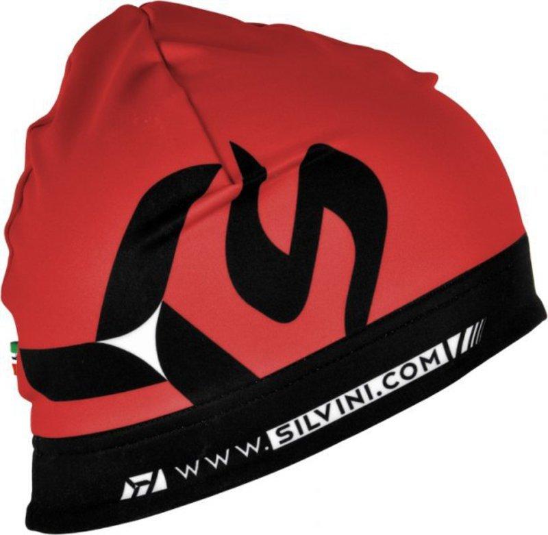 Čiapky Silvini Averau UA526 red/black