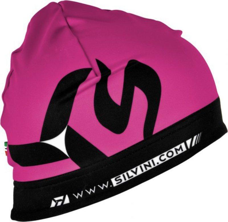 Čiapky Silvini Averau UA526 black / pink