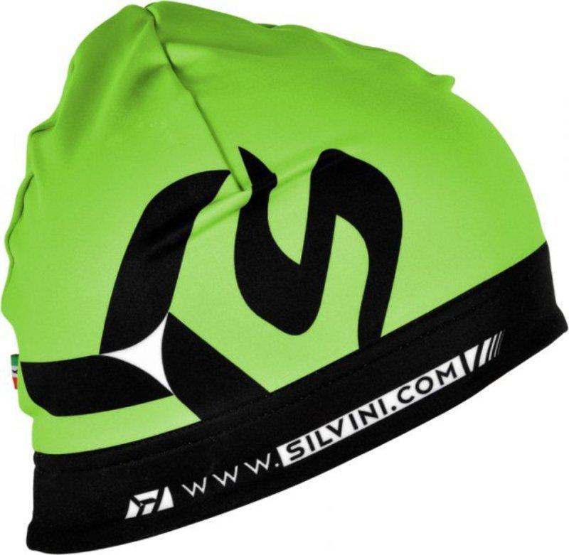 Čiapky Silvini Averau UA526 black / green