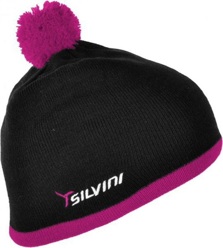 Čiapky Silvini Tegrafo UA441 black-purple
