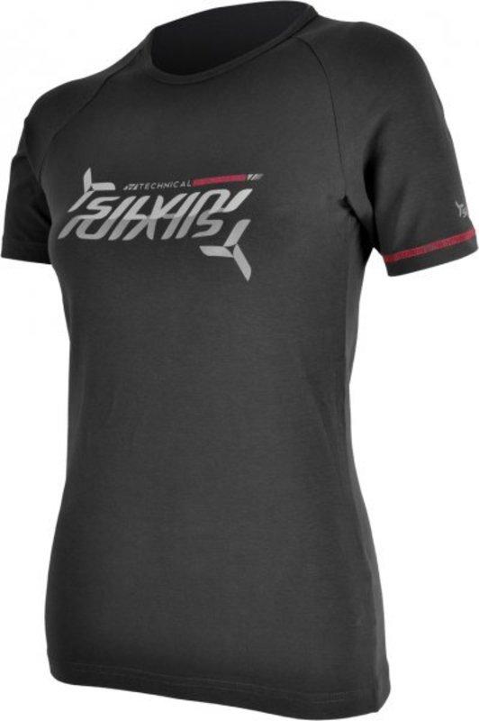 Dámske triko Silvini Promo WT518L grey (rozšírená)