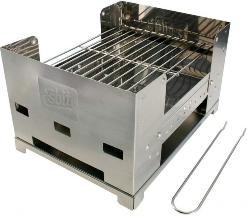 Skladacia gril Esbit BBQ300S