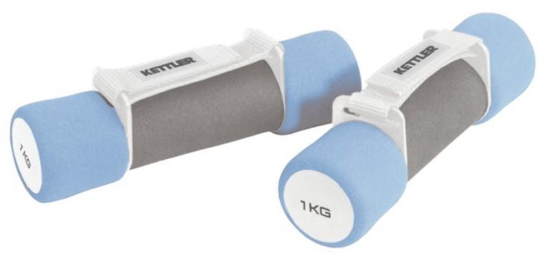 Aerobic činky Kettler 2x1 kg 7361-310