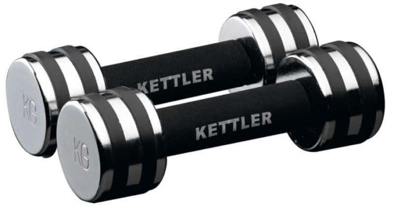 Monoblok činka Kettler 2x2kg 7446-250