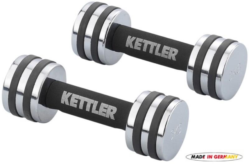 Monoblok činka Kettler 2x3kg 7446-350