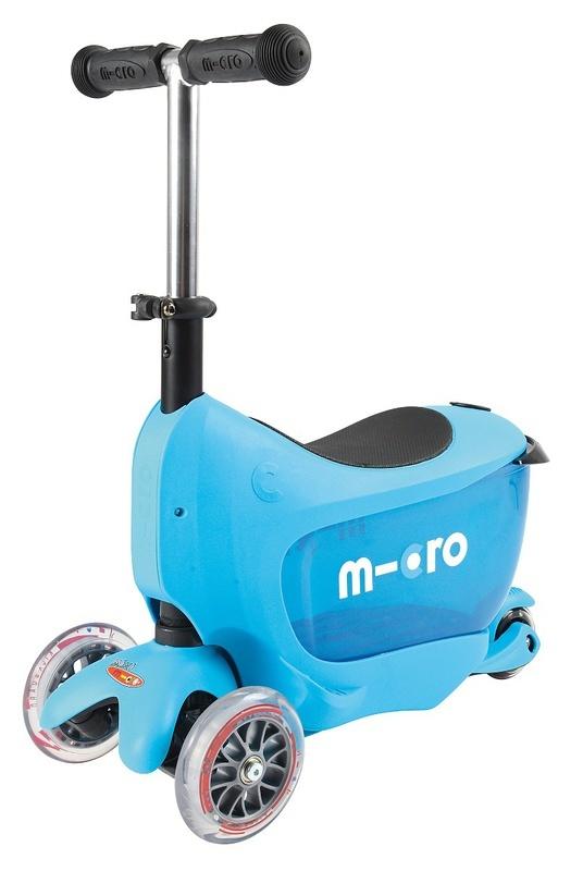 Kolobežka Micro Mini2go - modrá
