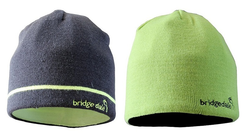 Čiapky Bridgedale Flip Reversible 0007 black / lime