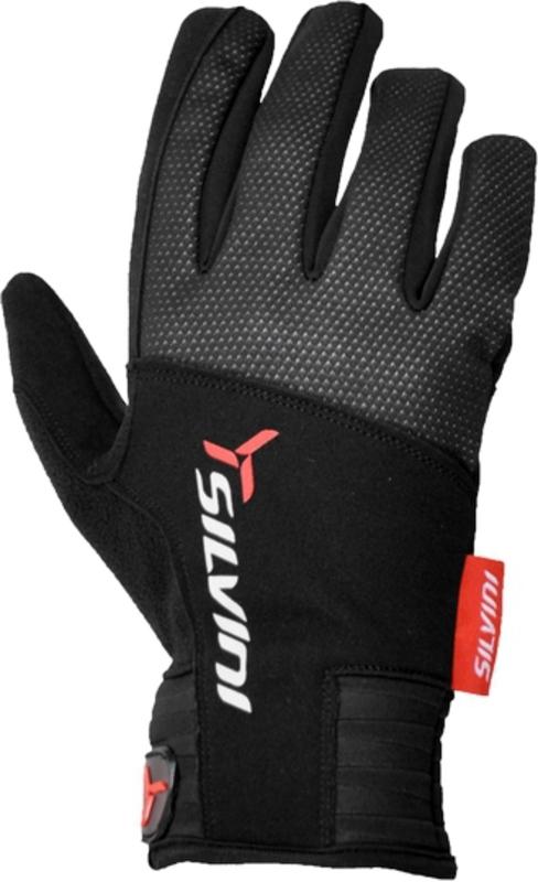 Pánske rukavice Silvini Movenza UA312M black