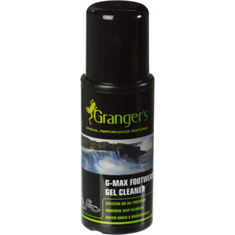 čistič Grangers G-MAX Footwear Cleaner 100 ml