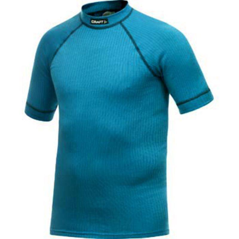 Tričko CRAFT Active Shortsleeve 194002-2338 - svetlo modrá