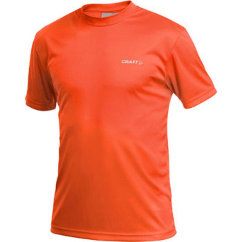 Tričko CRAFT AR Tee 199205-1570 - červená