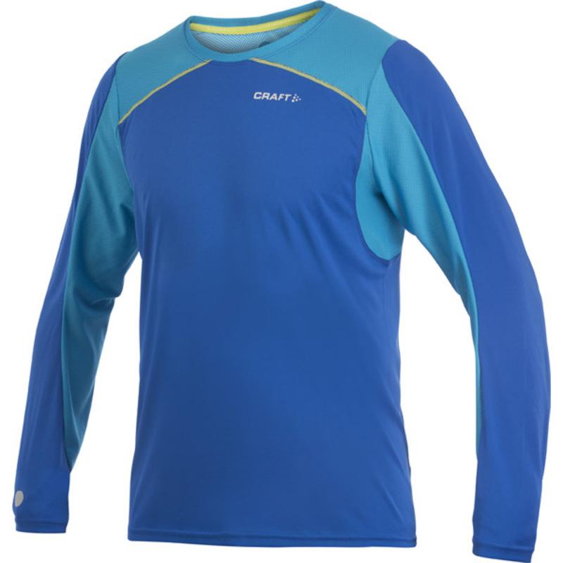 Tričko CRAFT PR 1901333-2345 - modrá