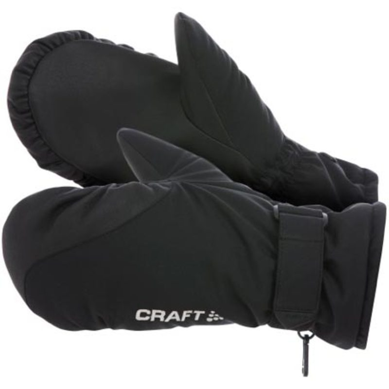 Rukavice CRAFT Alpine Mitten 1900373-9999 - čierna