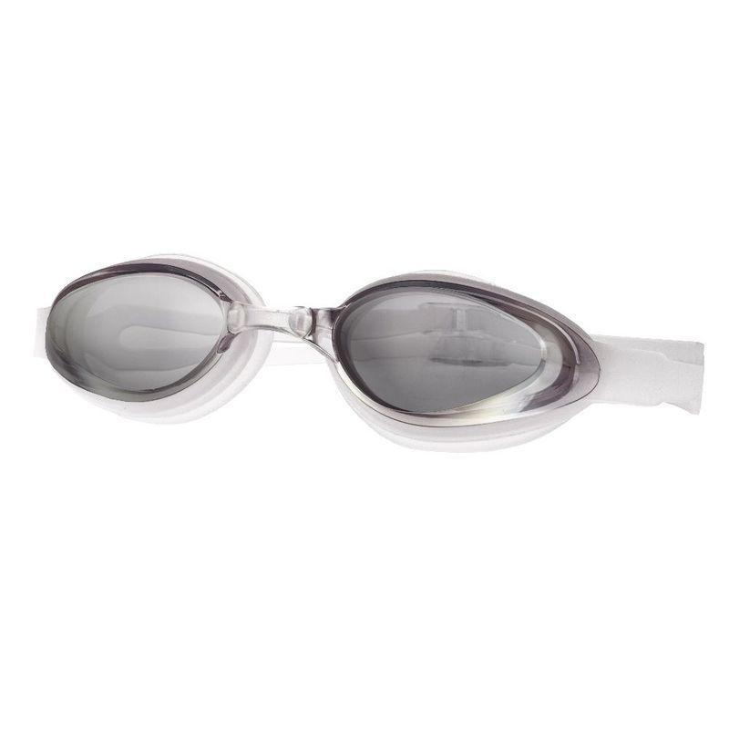 NIMPH Plavecké okuliare dámske biele