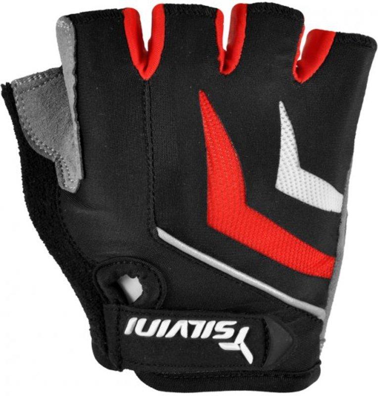 Dámske cyklistické rukavice Silvini Nero UA467W black