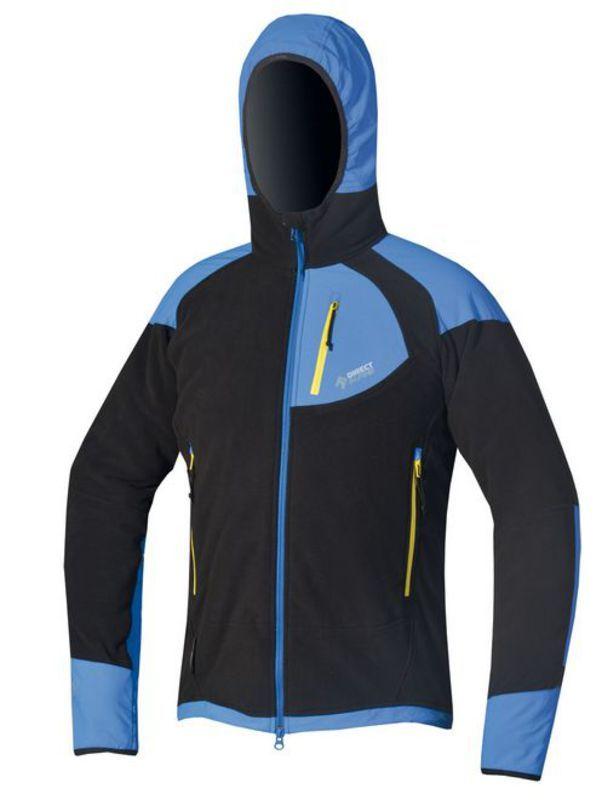 Mikina Direct Alpine Lyskam black / blue