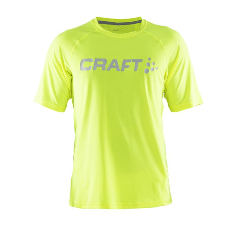 Tričko CRAFT Precise 1903332-2851 - žltá
