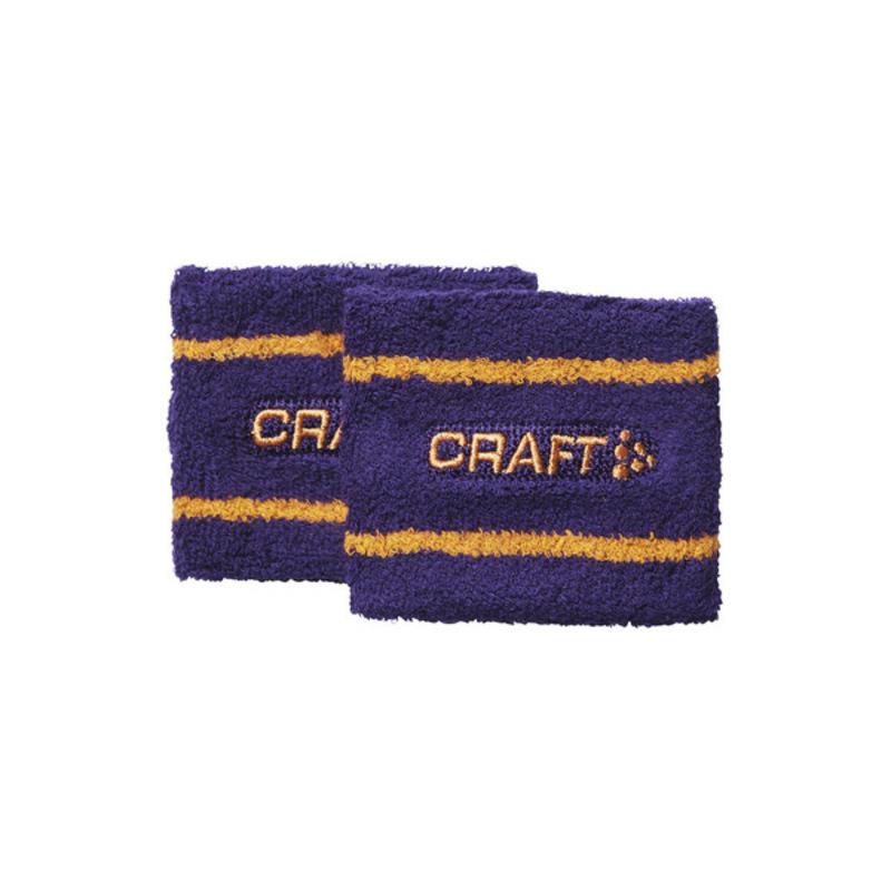 Potítko CRAFT 2-pack 1903341-2463 - fialová