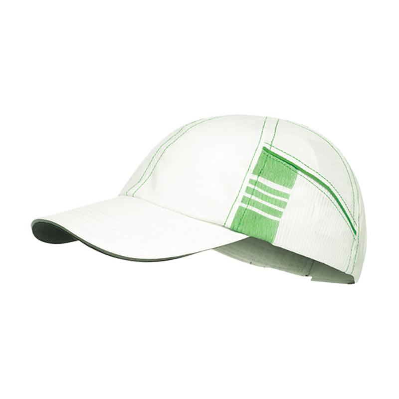 Šiltovka CRAFT Focus 1900059-4900 - biela sa zelenou