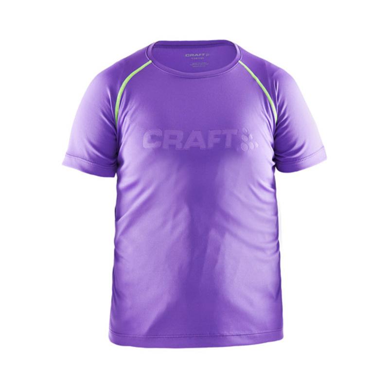 Tričko CRAFT Run 1902523-2495 - fialová