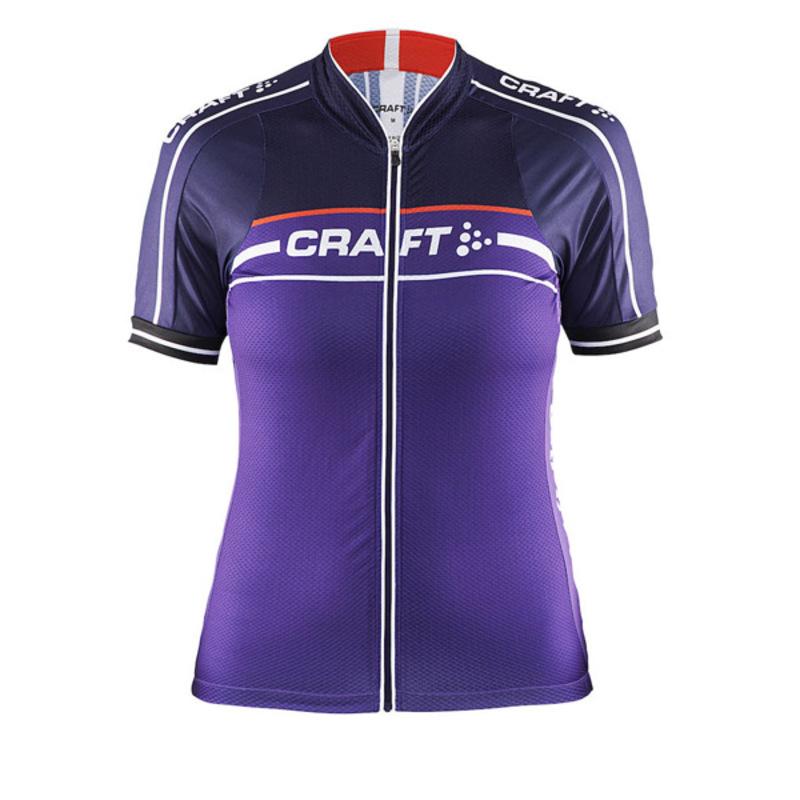 Cyklodres CRAFT Grand Tour 1903263-2463 - fialová