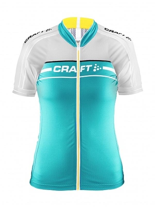 Cyklodres CRAFT Grand Tour 1903263-2305 - svetlo zelená