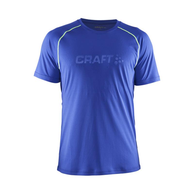 Tričko CRAFT Prime 1902497-2344 - modrá