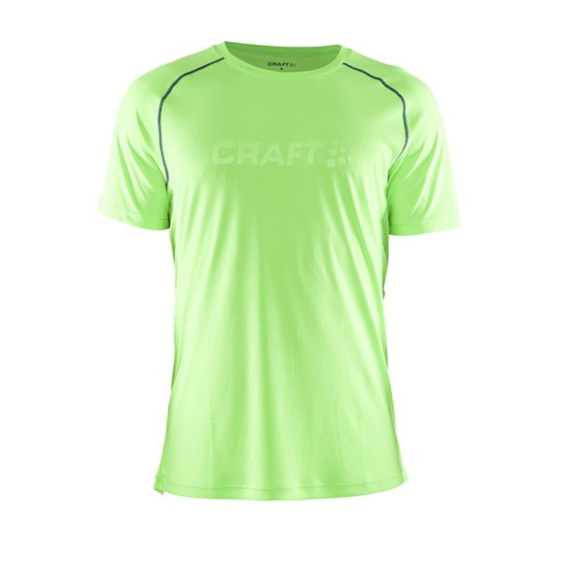 Tričko CRAFT Prime 1902497-2810 - zelená