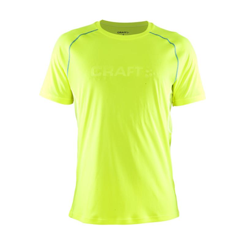 Tričko CRAFT Prime 1902497-2851 - žltá