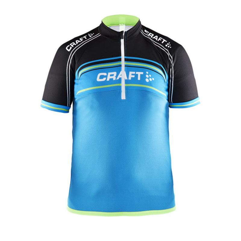 Cyklodres CRAFT Logo 1902591-2317 - svetlo modrá