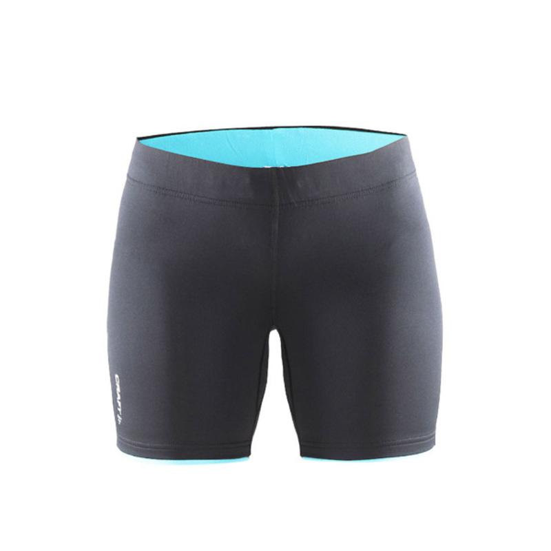 Nohavice CRAFT Prime Fitness 1903180-9305 - čierna s modrou