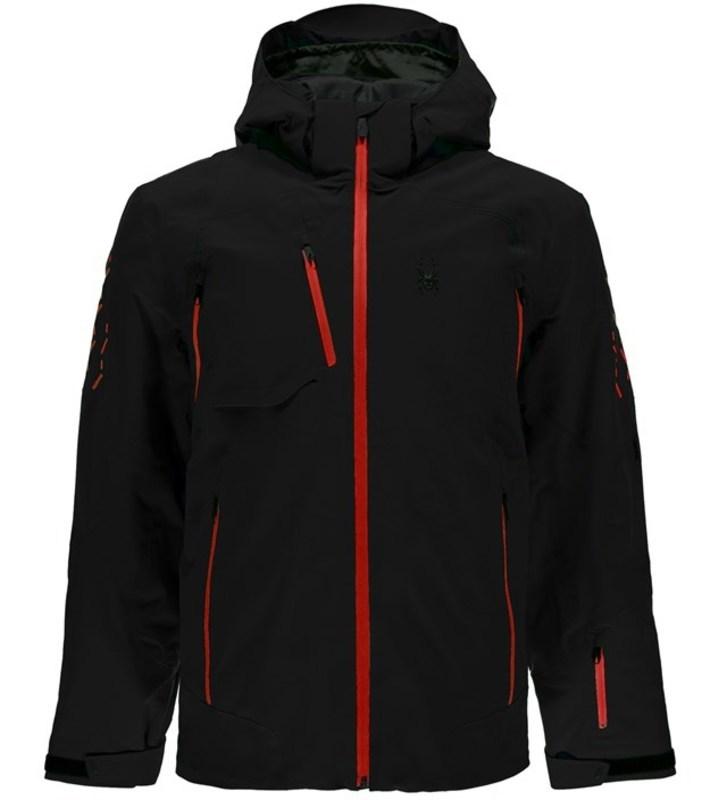 018285ae06 Lyžiarska bunda Spyder Men `s Pinnacle 783252-001 - gamisport.sk